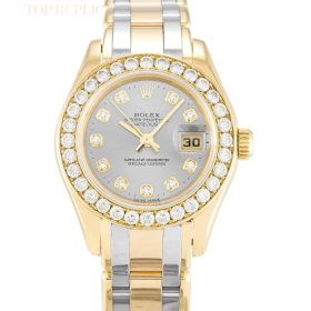 Rolex Pearlmaster 80298 Rolex Datejust Pearlmaster