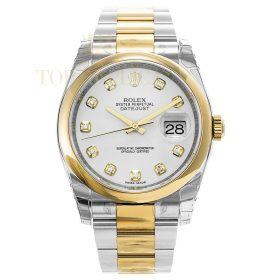 Rolex Datejust Domed Bezel 116203 Rolex Datejust